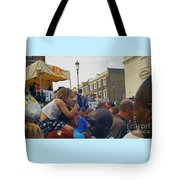 Carnival Day Out Family Social Occasion Tote Bag