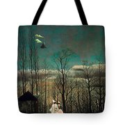 Carnival Evening Tote Bag