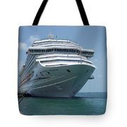 Carnival Freedom Bow Tote Bag
