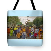 Carnival Outdoor Celebrations Social Occasion  Tote Bag