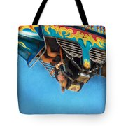 Carnival - Ride - The Thrill Of The Carnival  Tote Bag