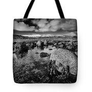 Carnlough Bay Tote Bag