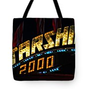 Carny Night 4 Tote Bag