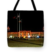 Carol Of Lights And Bell Towers Tote Bag