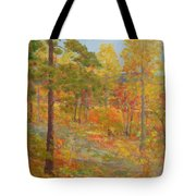 Carolina Autumn Gold Tote Bag