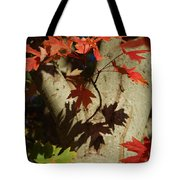 Carolina Autumn Tote Bag