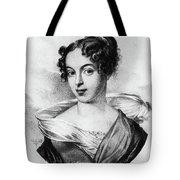 Caroline Unger-sabatier (1803-1877) Tote Bag