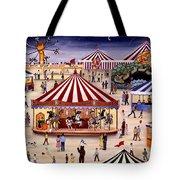 Carousel 90 Tote Bag