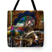 Carousel Beauty Ready To Roll Tote Bag