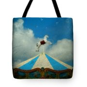 Carousel Day Tote Bag