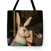 Carousel Hare Tote Bag