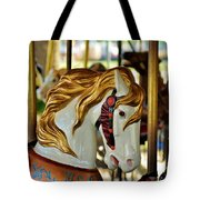 Carousel Horse 1 Tote Bag