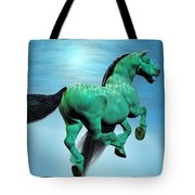 Carousel Iv Tote Bag