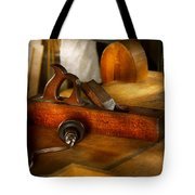 Carpenter - The Humble Shop Plane Tote Bag