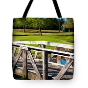 Carpenters Park 2 Tote Bag