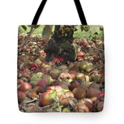 Carpet Of Apples Tote Bag