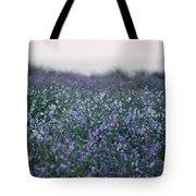Carpinteria California Wildflowers Tote Bag