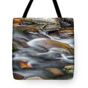 Carreck Creek Cascades Tote Bag