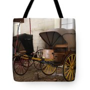 Carriage - Chateau Usse Tote Bag