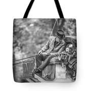 Carriage Ride Nyc  Tote Bag