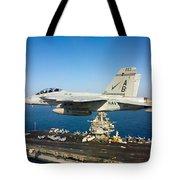 Carrier Below Tote Bag
