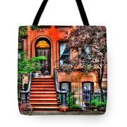 Carrie's Place - Sex And The City Tote Bag