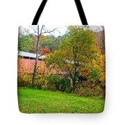 Carrollton Covered Bridge 2 Tote Bag