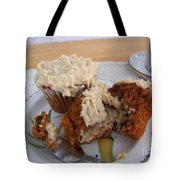 Carrot Muffins Tote Bag