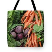 Carrots And Beets Tote Bag
