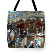 Carrousel De Paris Tote Bag