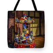 Carrousel Tote Bag