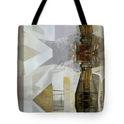 Carrying Shoolchildren Tote Bag