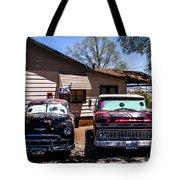 Cars 2 Tote Bag