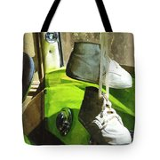 Cars - Baby Shoes Tote Bag