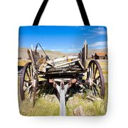 Cart Tote Bag
