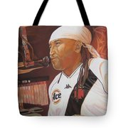 Carter Beauford At Red Rocks Tote Bag