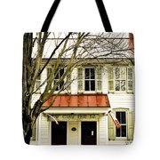 Carter Run Inn 4 Tote Bag