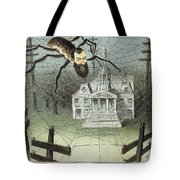 Cartoon Jay Gould, 1885 Tote Bag
