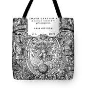 Cartouches, 1572 Tote Bag