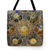 Casa Batllo Tiles Tote Bag