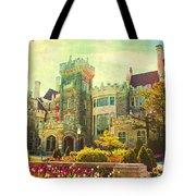 Casa Loma Series 03 Tote Bag