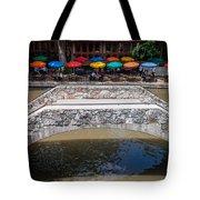Casa Rio San Antonio Tote Bag