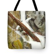 Cascade Creek Falls Tote Bag