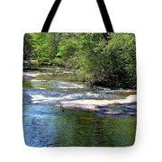 Cascade Creek Tote Bag