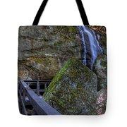 Cascade Falls Tote Bag