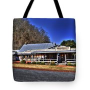 Cascade Hollow Tote Bag