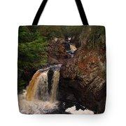 Cascade River Tote Bag
