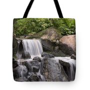 Cascade Waterfall Tote Bag