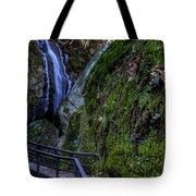 Cascade Waterfall Tote Bag