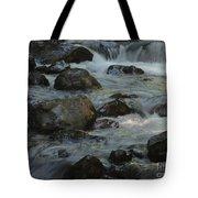 Cascades Tote Bag by Heike Ward